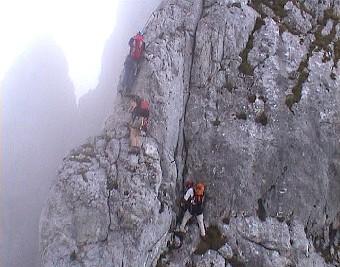 Klettersteig Intersport : Viaferrata.orionsoft.cz intersport gosau klettersteig